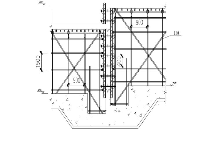 普洛斯(成都)物流园项目4#物业办公楼消防水池施工方案(最新)