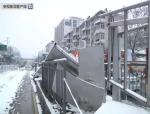 """""""合肥公交站被雪压塌""""事故原因查明,一连串的偶然:设计深度未"""