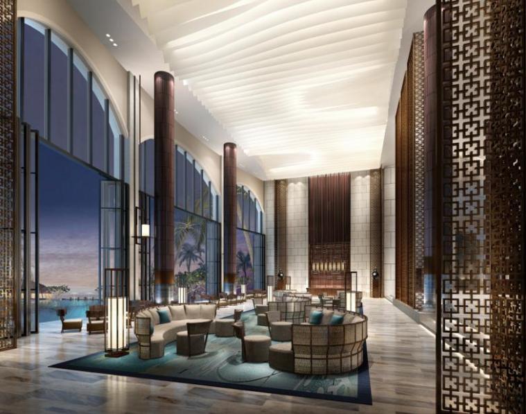 CCD--广西防城港基斯顿酒店设计方案文本
