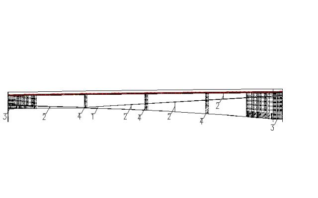 波形钢腹板组合体内外预应力混凝土箱梁施工工法_22