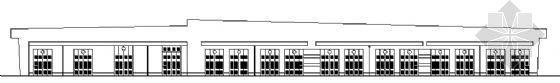 某地铁车辆段运用库建筑施工图