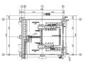 [安徽]住宅小区变配电房及路灯电气施工图