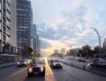 临街办公建筑3D模型下载