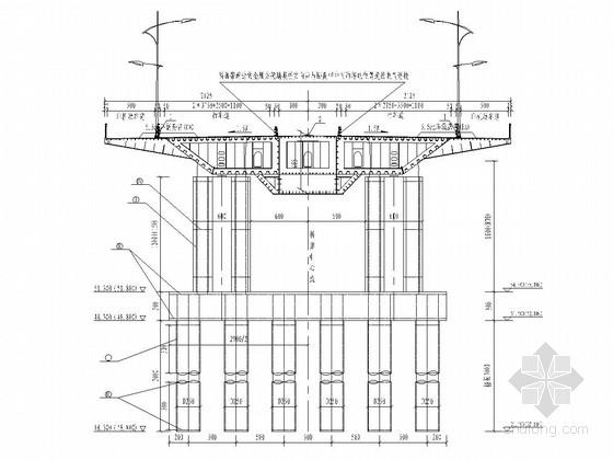斜拉桥工程防雷设施设计施工图