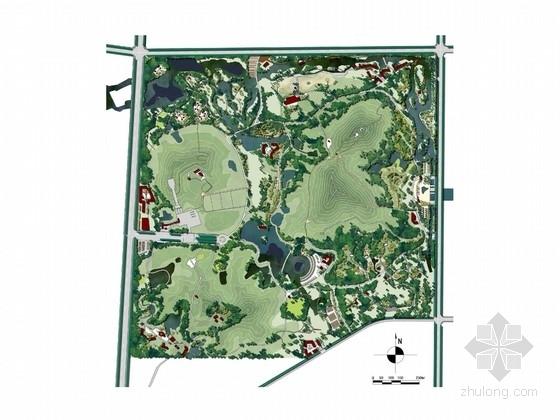 [芜湖]山体公园景观园林旅游规划设计方案