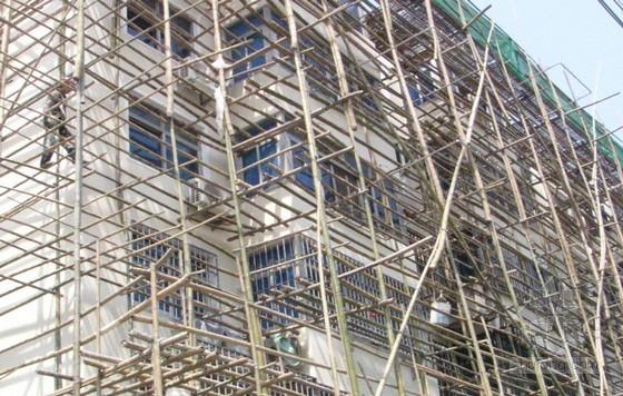 [讲义]建筑工程预算之脚手架工程量计算及定额套用详解(习题)
