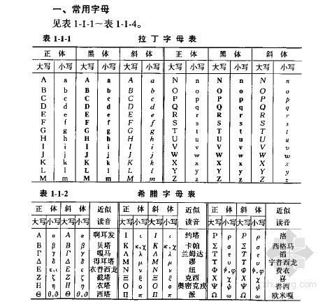 电力工程材料手册 (通用材料)