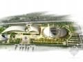 [南通]会展中心室外园林景观设计方案