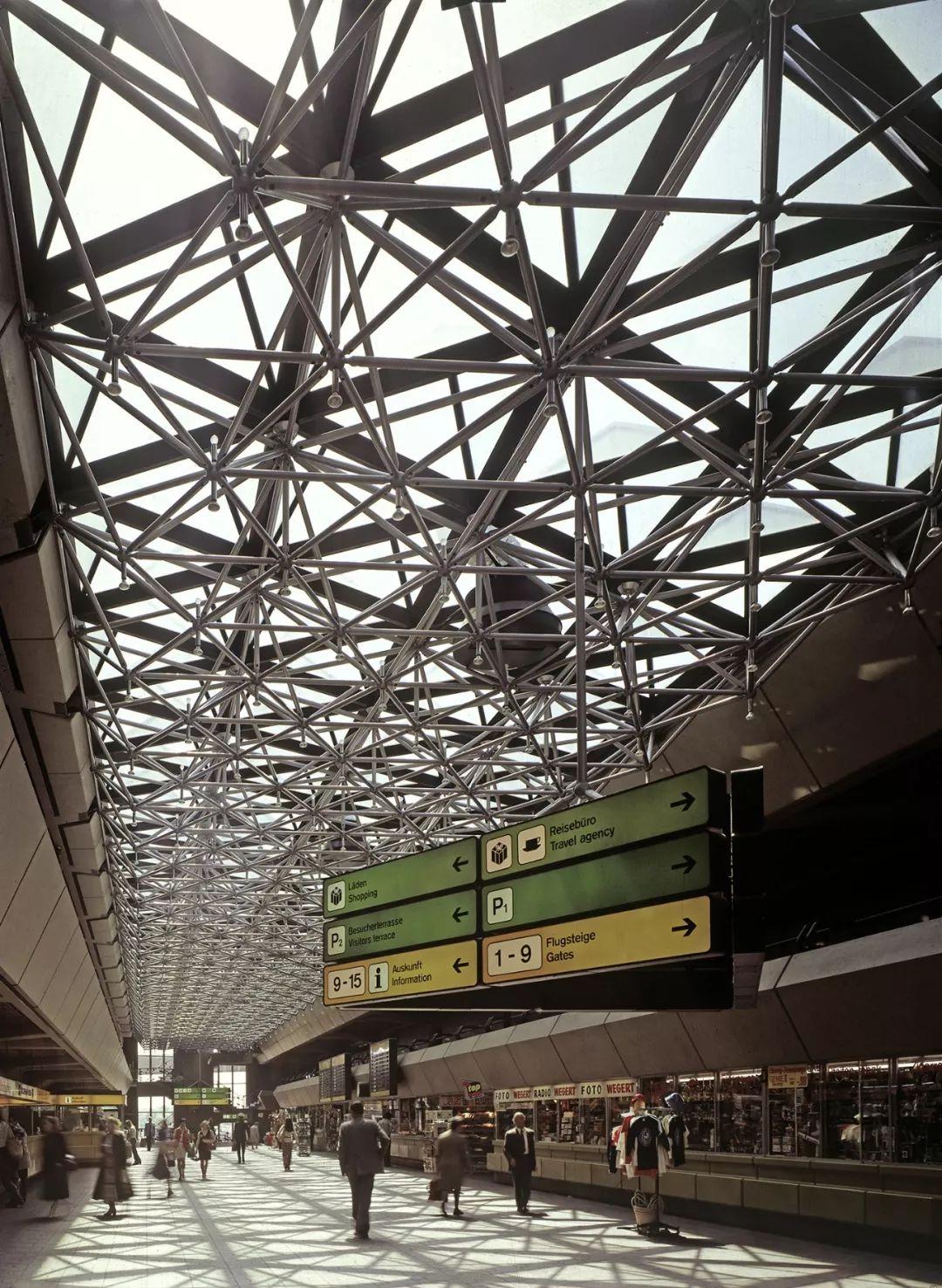 建筑遗产|柏林泰格尔机场列入文物保护建筑清单_11
