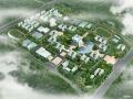[安徽]某财贸学院东校区及其单体建筑设计方案文本(总体规划)