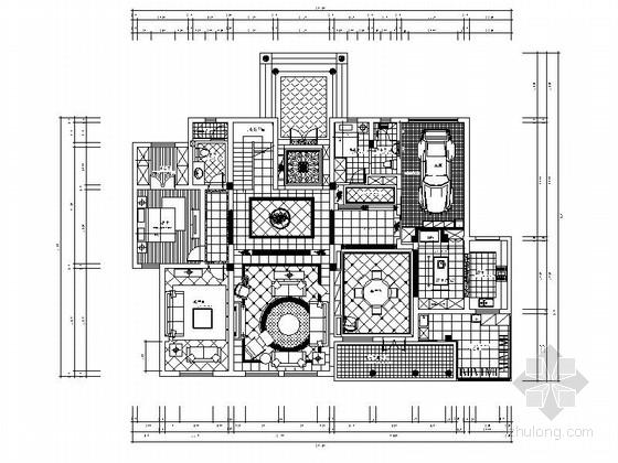 [苏州]十大顶级别墅奢华室内装修图