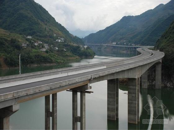 预应力混凝土连续刚构桥施工图CAD(245张 悬臂浇筑)
