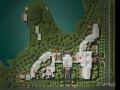 [西安]知名地产遗址公园周边城市酒店景观规划设计方案(知名景观设计公司)