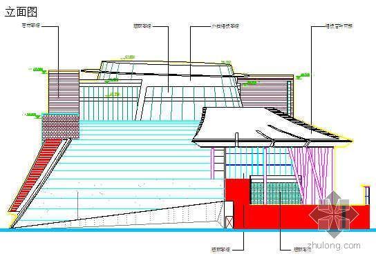 内蒙古某博物馆工程施工组织设计(草原杯 鲁班奖)