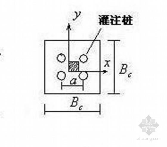 [浙江]钢格构柱式塔式起重机基础方案(QTZ63型计算书)-