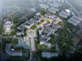 [南京]某大学新古典主义图书馆体育馆建筑设计方案文本(2套)