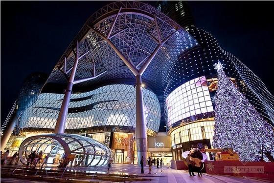 [新加坡]地标性高端城市综合体案例研究报告(实景图丰富  30页 )