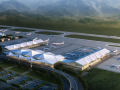 [湖南]机场航站楼施工组织设计(133页,高清多图)