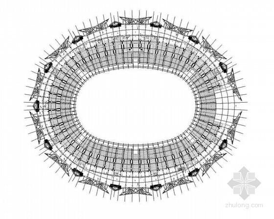 [浙江]21万平米奥体博览城全套给排水施工图纸(256张)