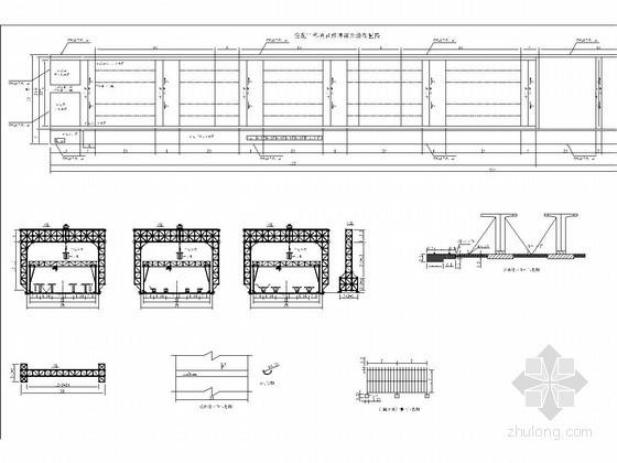 预制梁场施工技术方案(含梁场布置CAD图)