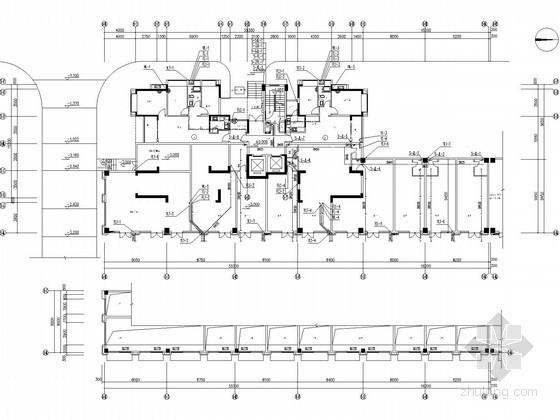 [广东]新建18层商业住宅给排水设计图纸(虹吸雨水)