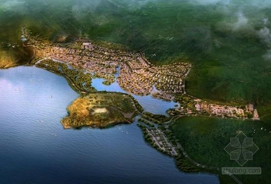 [江苏]低密度禅意小镇旅游度假村规划设计方案文本