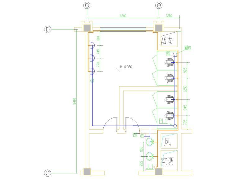 [山东]青岛某高层建筑给排水图集(含生活给水管道、排水管道、消防管道系统设计)_7