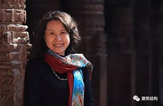 谁说女子不如男?她是中国结构勘察设计大师里唯一的女性