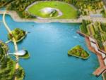 尼塔的松江国际生态商务区景观设计