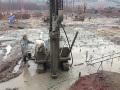 旋喷注浆法加固地基施工