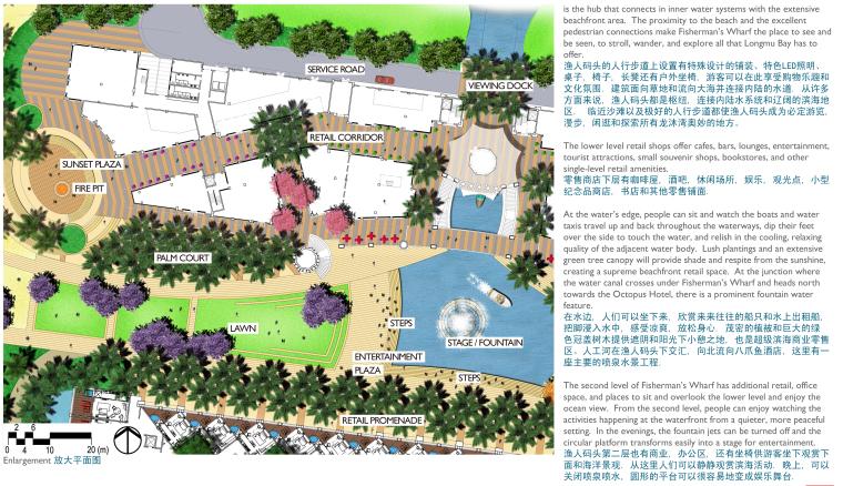 [海南]龙沐湾国际旅游度假村方案设计-渔人码头2