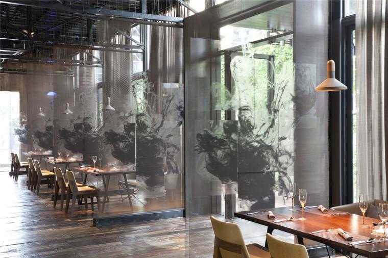 清风微拂—视觉与味觉的诗意融合(附25套餐饮空间设计案例)_27