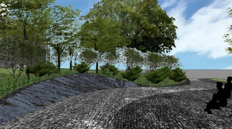 [江西]知名地产南昌青山湖名邸景观设计方案(PPT+218页)-水景效果