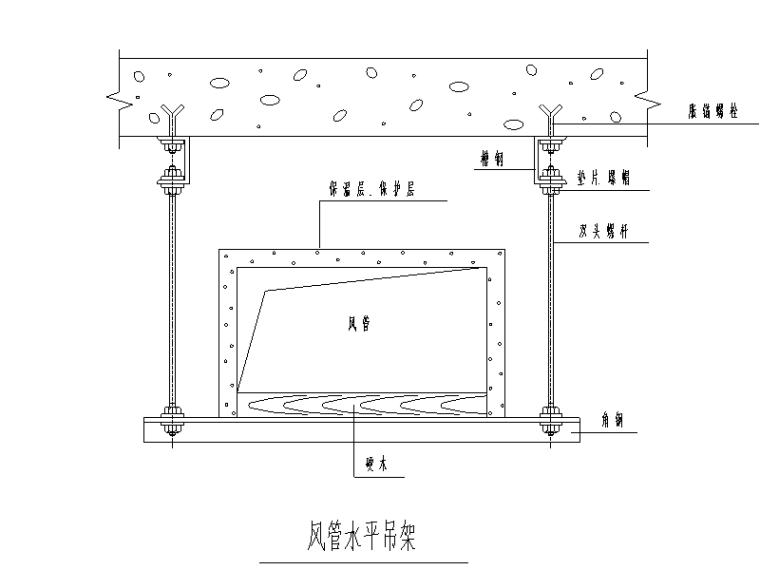36款通风空调风口节点大样安装详图(CAD,36款)