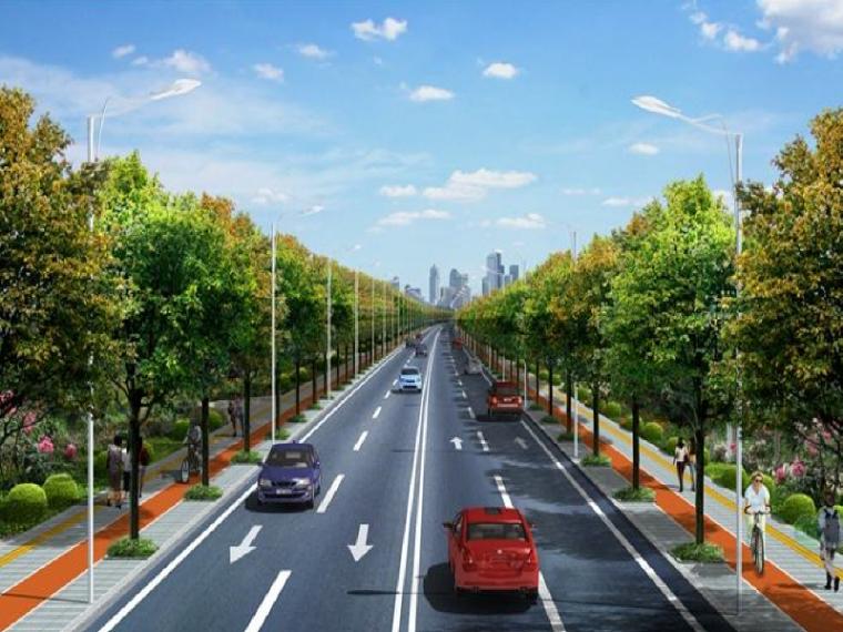[大连]疏港路拓宽改造工程施工组织设计(111页)