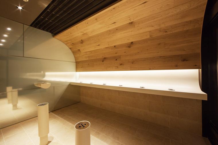 日本GRANDTREEMUSASHIKOSUG吸烟室