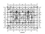 [河南]21层框剪结构商务大厦结构施工图(CAD、48张)