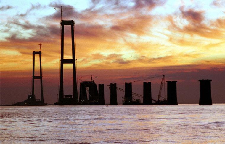 路桥工程之桥梁工程识图讲义PPT(149页)