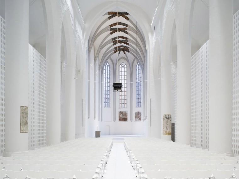 德国奥托弗里德里希班贝格大学礼堂