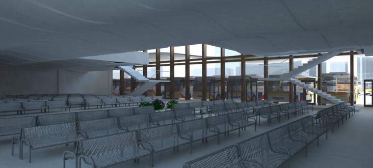 客运站设计_5