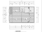 [内蒙古]法式乡村样板间设计施工图(附效果图)