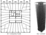 超高层框架-核心筒结构设计计算若干关键问题研究
