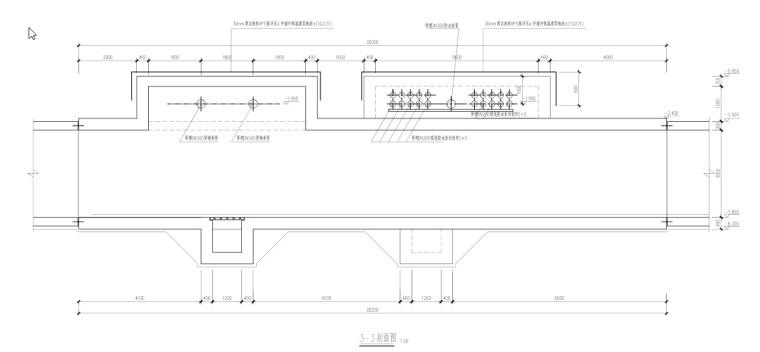 地下综合管廊道路结构设计施工图_3