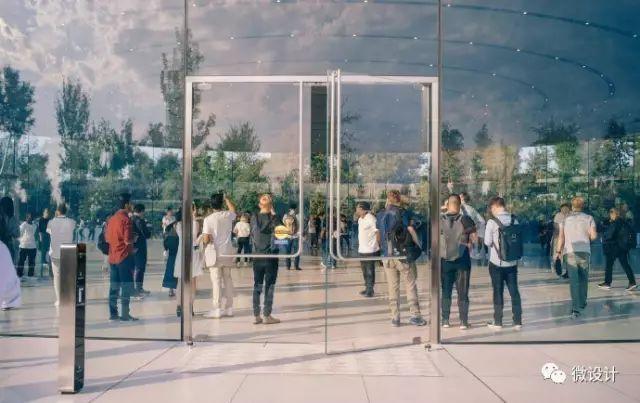 """苹果最新米兰旗舰店设计,被誉为""""欧洲最美苹果店""""_43"""