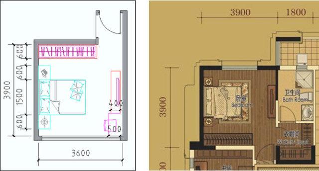 住宅户型的合理尺度(经济型、舒适型、享受型)_37