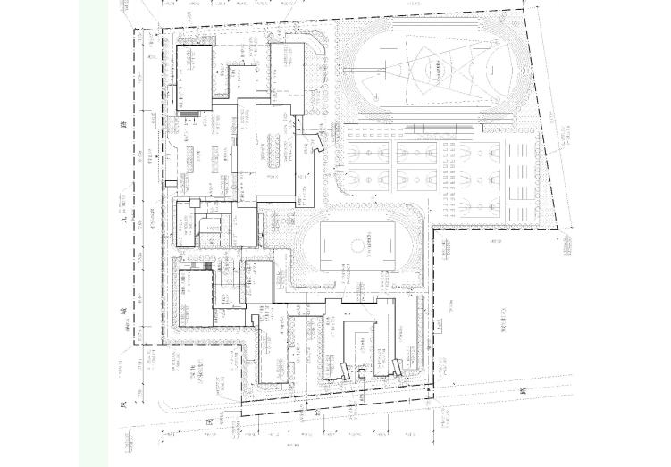 VRV空调调试报告资料下载-西安文景学校节能评估报告(共11页)