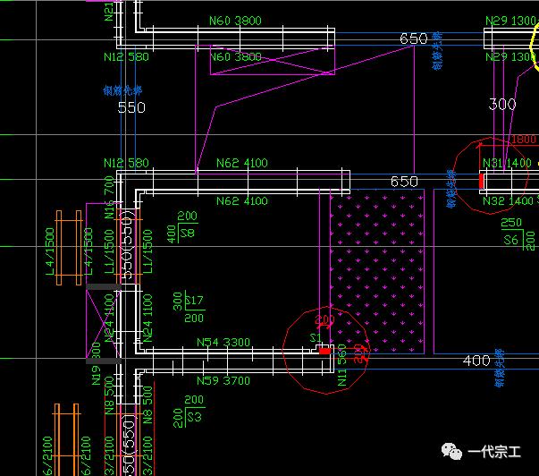 大钢模施工中如何处理细部节点?