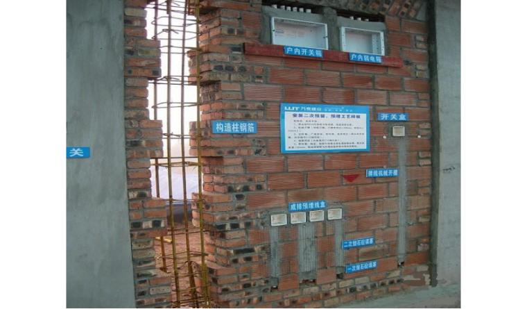棚户区改造工程填充墙砌体施工方案_5