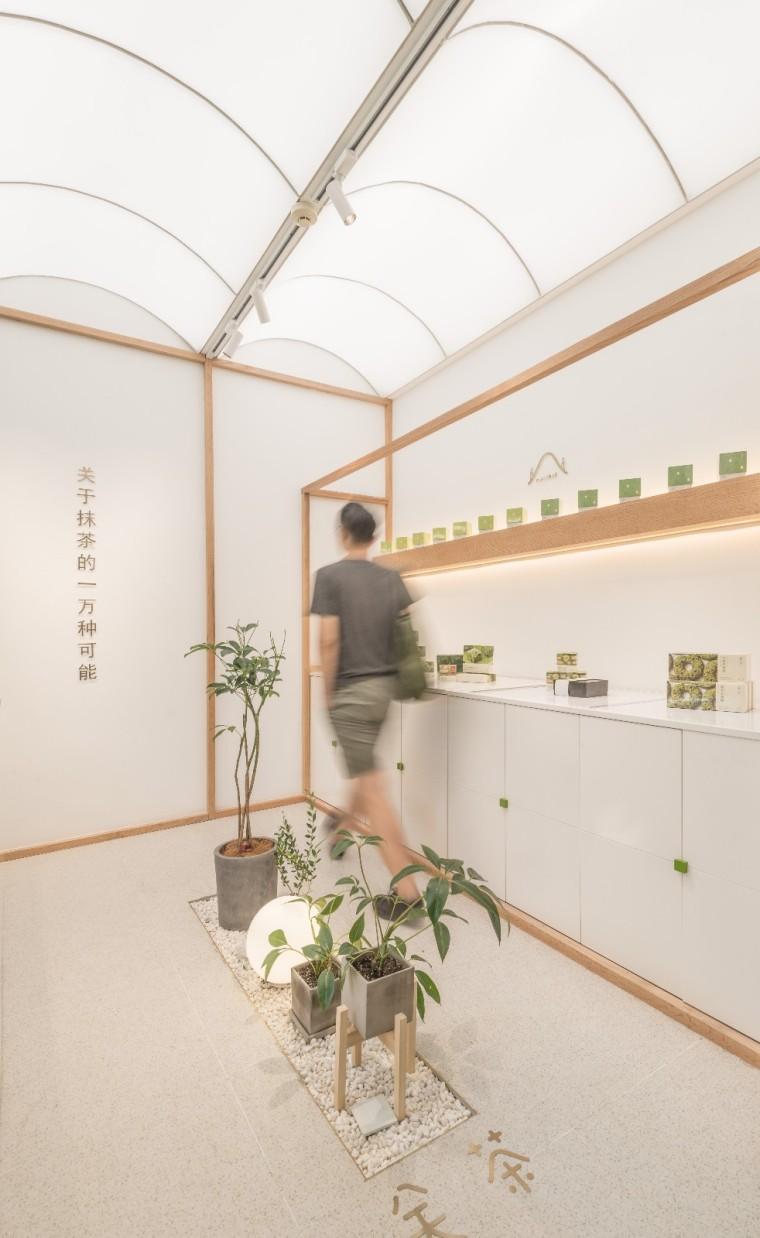 北京关茶15㎡极简花园-7