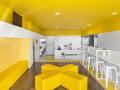 活力黄色——MAIS健身房